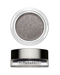 Clarins Ombre Iridescent Cream To Powder Eyeshadow 10 Silver Grey