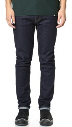 Cheap Monday Sonic Jeans Blue Rinse
