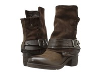 Miz Mooz Sargent Chocolate Women's Boots Brown