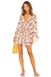 Beach Riot X Revolve Brynne Dress Pink