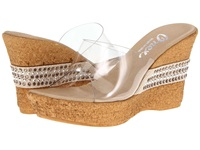 Onex Universe Pewter Women's Wedge Shoes