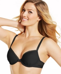 Lily Of France French Charm Push Up Bra 2175210 Black