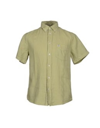 Murphy And Nye Shirts Acid Green