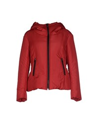 Imperial Star Imperial Coats And Jackets Jackets Women Brick Red