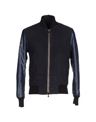 Dacute Coats And Jackets Jackets Men Dark Blue