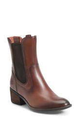 Born B Rn Tenny Chelsea Bootie Brown Leather