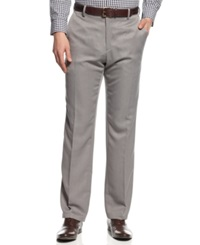 Kenneth Cole Reaction Slim Fit Urban Pants Light Grey
