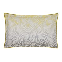 Clarissa Hulse Espinillo Oxford Pillowcase Turmeric