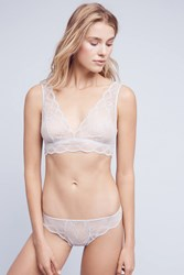 Anthropologie Eberjey Georgina Thong Sky