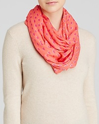 Kate Spade New York Leopard Dot Infinity Scarf