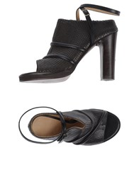 Ellen Verbeek Sandals Dark Brown