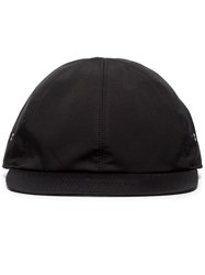 Alyx Baseball Hat With Buckle Black