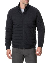 Rodd And Gunn Birch Hill Quilted Jacket Gray