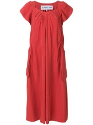 Carven Flared Dress