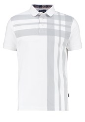 Barbour Howard Polo Shirt White