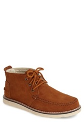 Toms 'Classic' Suede Chukka Boot Brown