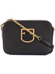 Furla Brava Crossbody Bag Black
