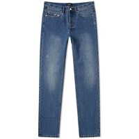 A.P.C. Standard Re Issue Jean Blue