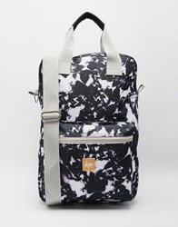 Hype Handle Backpack Black