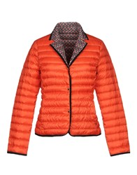 Pennyblack Down Jackets Red