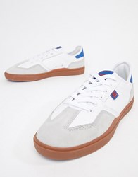 Dc Shoes Vestrey Trainer In White