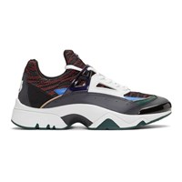 Kenzo Multicolor Sonic Sneakers