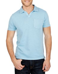 Lucky Brand Palm Springs Polo Blue