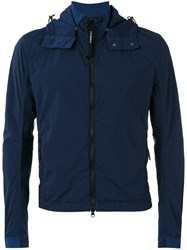 C.P. Company Cp Google Jacket Blue
