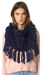 The Third Piece Bowery Cowl Scarf Yankee