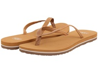 Ugg Magnolia Chestnut Leather Women's Sandals Brown