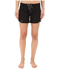 Outdoor Research Buena Boardshorts Black Women's Swimwear