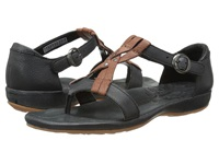 Keen City Of Palms Posted Black Tortoise Shell Women's Sandals