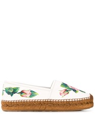 Dolce And Gabbana Rose Espadrilles 60