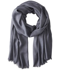 Love Quotes Rayon Eyelash Scarf Greylange Scarves Gray