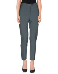 .Tessa Trousers Casual Trousers Women Grey
