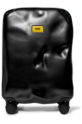 Crash Baggage Icon Carry On Hardshell Suitcase Black