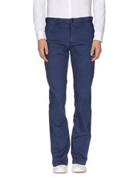 Murphy And Nye Trousers Casual Trousers Men Dark Blue