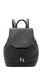 Rag And Bone Mini Pilot Backpack Black