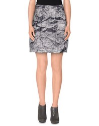 Moschino Cheap And Chic Moschino Cheapandchic Skirts Mini Skirts Women