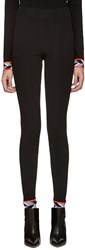Emilio Pucci Black Iconic Leggings