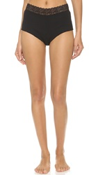 Morgan Lane Lily Of The Valley Alison Shortie Panties Noir
