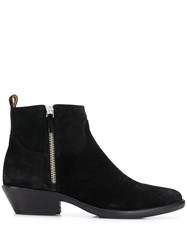 The Seller Zipped Ankle Boots 60