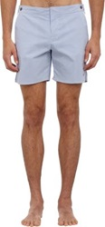 Parke And Ronen Catalonia Risca Board Shorts Blue