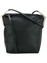 Rick Owens Adri Crossbody Bag Black