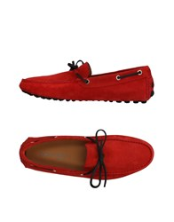 Boemos Loafers Red