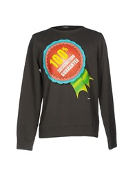 Dondup Sweatshirts Steel Grey