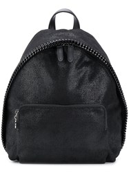 Stella Mccartney Mini Falabella Backpack Black