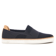 Ugg Women's Sammy Knit Cupsole Slip On Trainers Black