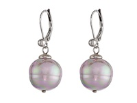 Majorica 12Mm Baroque Pearl Drop Earrings Nuage Earring Beige