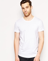 Anerkjendt Basic T Shirt White